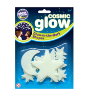 Glow Stars Company Glow In The Dark Shapes
