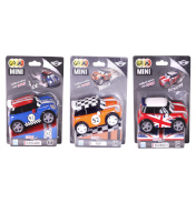 Go Mini Stunt Racers ORANGE MINI, FLIP
