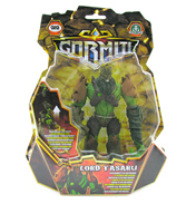 Gormiti Deluxe Action Figure LORD TASARU