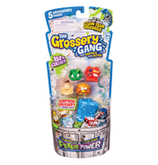The Grossery Gang 5 Pack (SERIES 3)