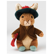 Beatrix Potter Benjamin Bunny Small Plush