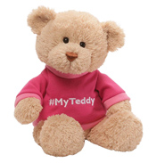 #MyTeddy Teddy Bear in Pink