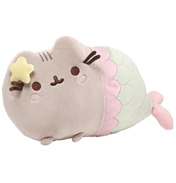 Gund Pusheen with Mermaid Tail Soft Toy