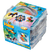 Hama 6000 Beads & Pegboards Storage Box