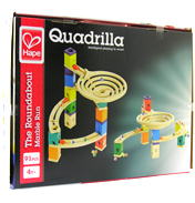 Hape Quadrilla The Roundabout Marble Run