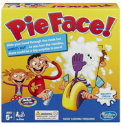 Hasbro Gaming Pie Face Game
