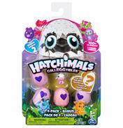 Hatchimals CollEGGTibles 4 Pack + Bonus (Season 2)