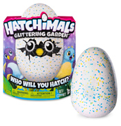 Hatchimals Glittering Garden Draggle Egg