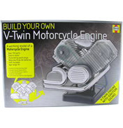 Haynes Build Your Own V-Twin Motorcycle Engine