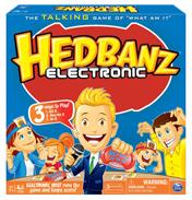 Hedbanz Electronic Game