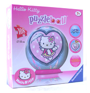 Hello Kitty 108 Piece Puzzleball
