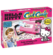 Hello Kitty Cool Cardz Design Studio