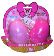 Hello Kitty Egg Playset 2 Pack