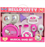 Hello Kitty Musical Band Set