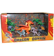 Dragon Domain 8 Piece Set