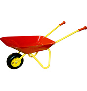 HGL Metal Wheelbarrow