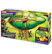 Teenage Mutant Ninja Turtles High Flyin' Blimp…