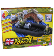 H.M. Forces Royal Navy Assault Rib Set