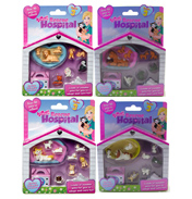 Animagic Rescue Hospital Collector Pack Series 3…