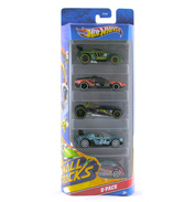 Hot Wheels 5 Car Pack (Assorted)