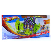 Hot Wheels Ghost Blaster Track Set