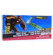 Hot Wheels Danger Bridge Gravity Track Pack