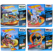 Hot Wheels Ready to Play COPTER PORT