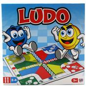 HTI Ludo Board Game