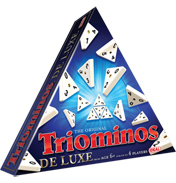 Ideal Triominos Classic Deluxe