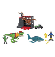 Imaginext Jurassic World Feature Sets Assorted