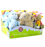 In the Night Garden Mini Soft Toys MAKKA PAKKA
