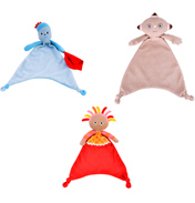In the Night Garden Snuggle Pals IGGLE PIGGLE