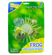 Insect Lore Life Cycle Figurines FROG