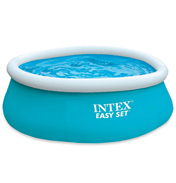 "Intex Easy Set Pool 6ft, 20"" (1.83m x 51cm)"
