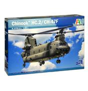 Chinook HC.2/ CH-47F (Scale 1:48)