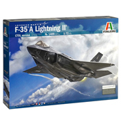 F-35 A Lightning II Model Kit (Scale 1:72)
