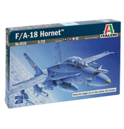 F/A-18 Hornet (Scale 1:72)