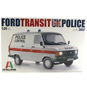 Ford Transit Mk.II Police Van (Scale 1:24)