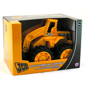 "JCB 7"" Mini Sand Truck Wheeled Loader"
