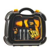 JCB Toy Tool Case & Tools