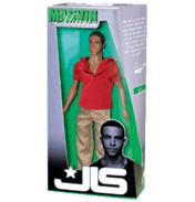 JLS Marvin Humes Doll