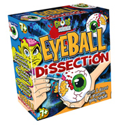 John Adams Gross Science Eyeball Dissection
