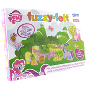 My Little Pony Fuzzy-Felt