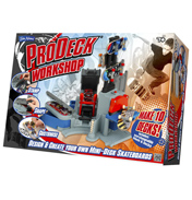 Pro Deck Workshop