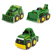 Mega Bloks John Deere Agricultural Small Toy FRONT…