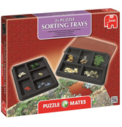 2x Puzzle Sorting Trays