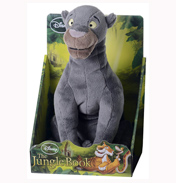 "Jungle Book 10"" Plush BAGHEERA"