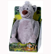 "Jungle Book 10"" Plush BALOO"