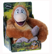 "Jungle Book 10"" Plush KING LOUIE"