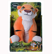 "Jungle Book 10"" Plush SHERE KHAN"